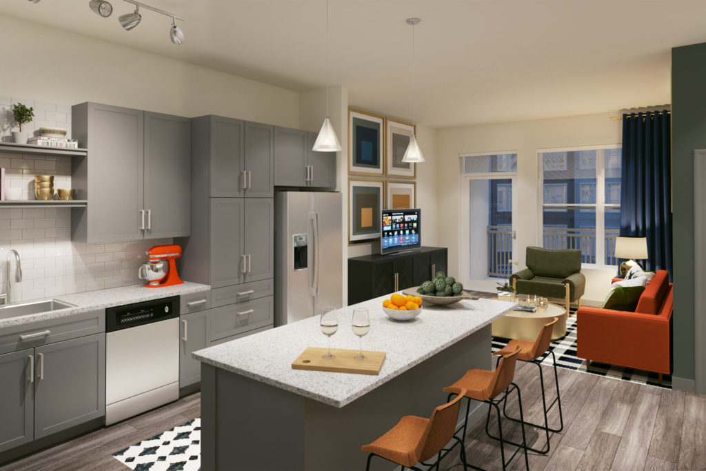 Apartments in Atlanta at Alexan Buckhead Village Luxury ...