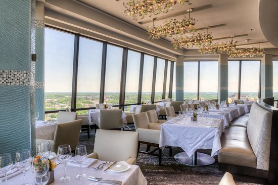 High Rise Fine Dining In Atlanta